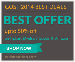 Best GOSF Shopping deals 2014